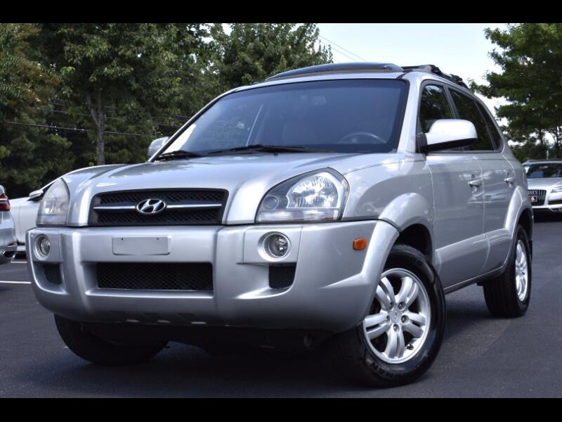 Hyundai Tucson Limited 2.7 2WD 2008