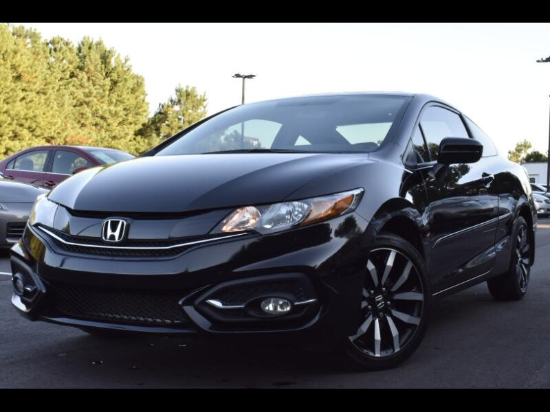 2015 Honda Civic EX-L Coupe CVT