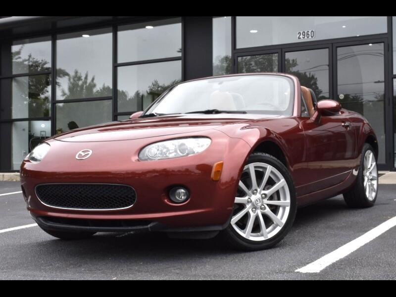 2008 Mazda MX-5 Miata Touring Power Retractable Hardtop
