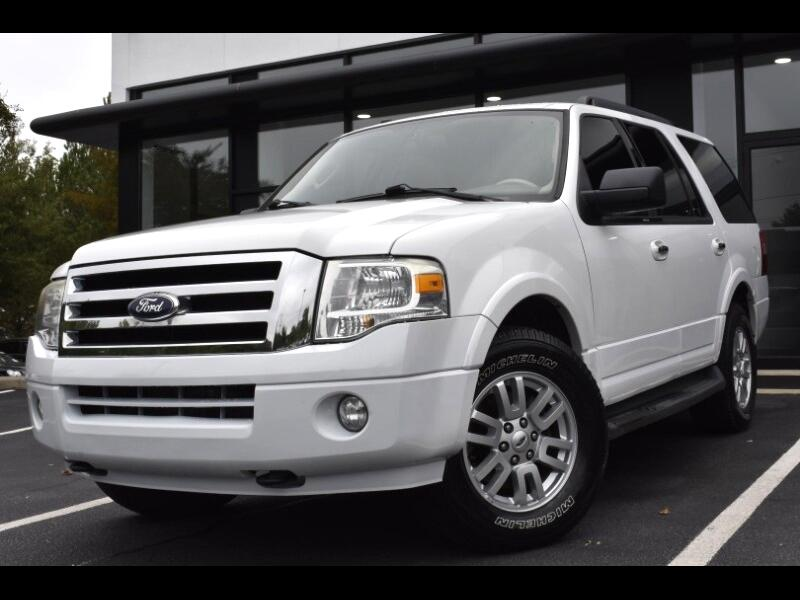 2011 Ford Expedition 5.4L XLT 4WD