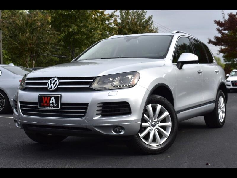 2012 Volkswagen Touareg TDI Sport w/Navigation