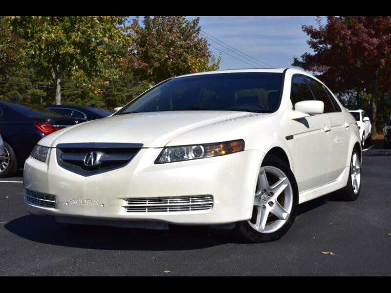Acura TL 6-Speed MT 2006