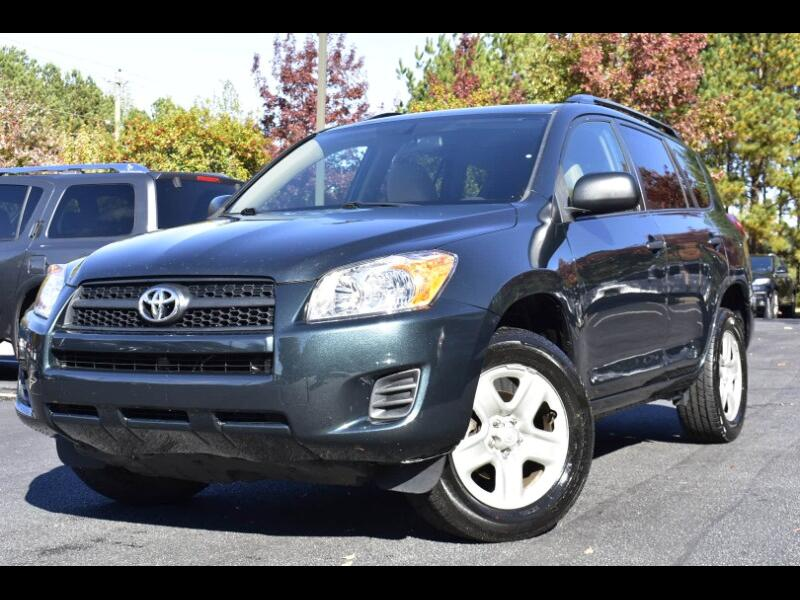 Toyota RAV4 Base I4 2WD with 3rd Row 2011