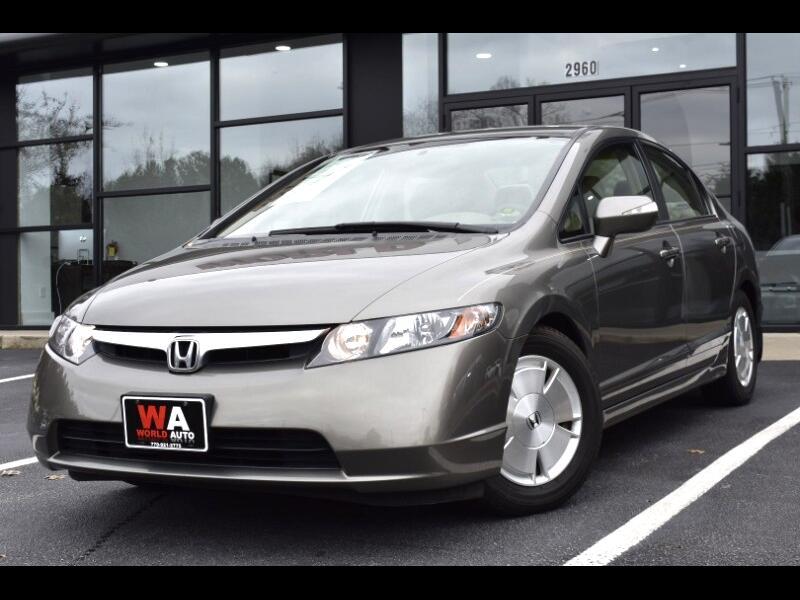 Honda Civic Hybrid CVT 2006