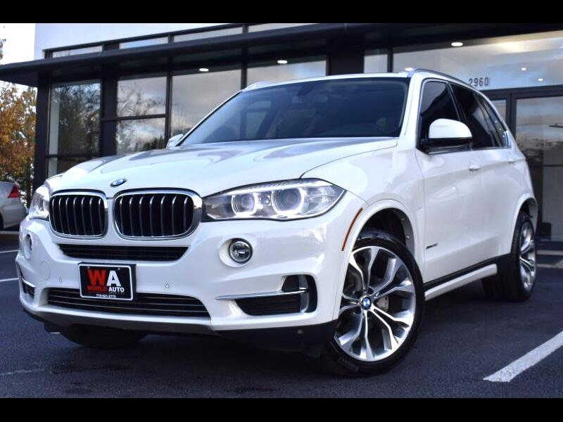 BMW X5 sDrive35i 2016