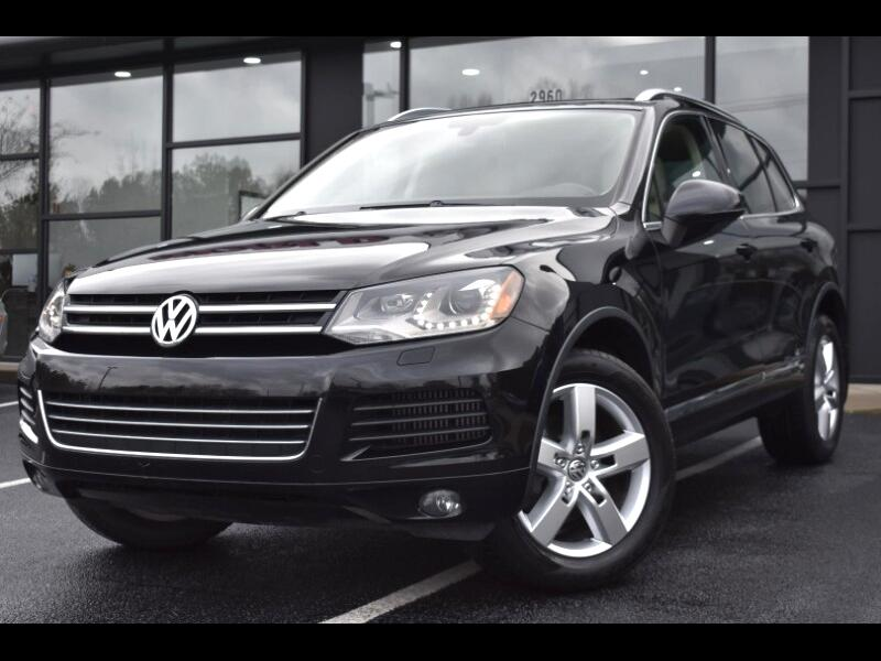 2011 Volkswagen Touareg 4dr TDI Lux *Ltd Avail*