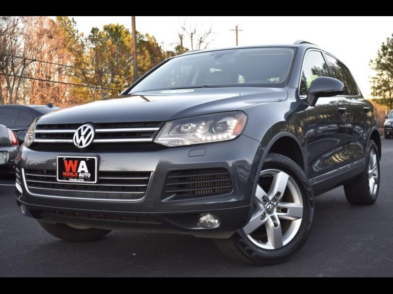 Volkswagen Touareg 4dr TDI Lux *Ltd Avail* 2011