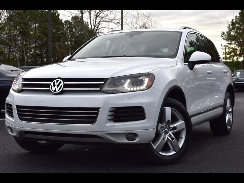 2012 Volkswagen Touareg 4dr TDI Lux *Ltd Avail*