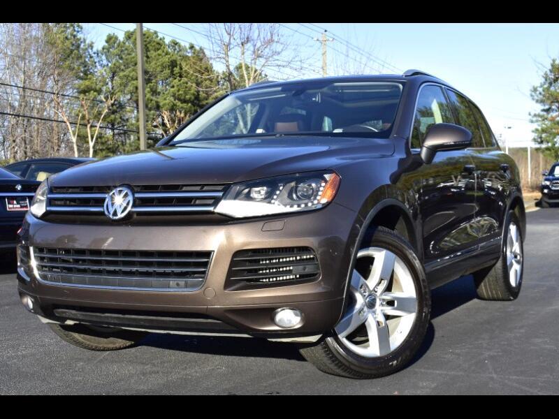 Volkswagen Touareg 4dr TDI Lux *Ltd Avail* 2012