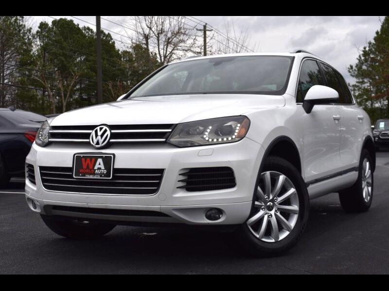Volkswagen Touareg 4dr TDI Sport w/Nav *Ltd Avail* 2012