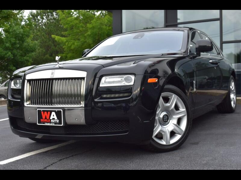 Rolls-Royce Ghost Sedan 2010
