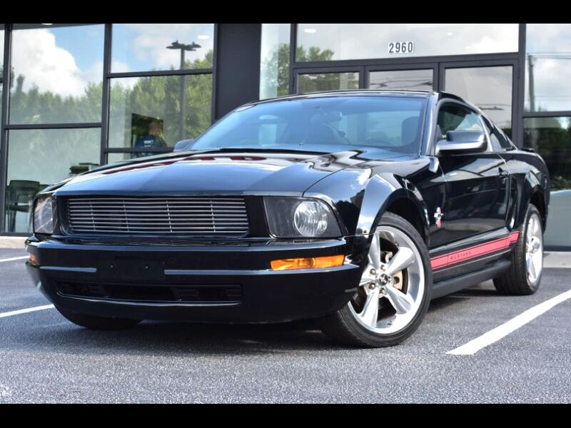 Ford Mustang V6 Coupe 2009