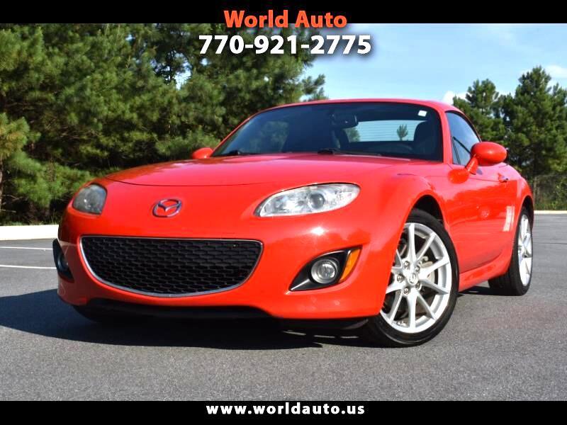 Mazda MX-5 Miata Grand Touring 2011