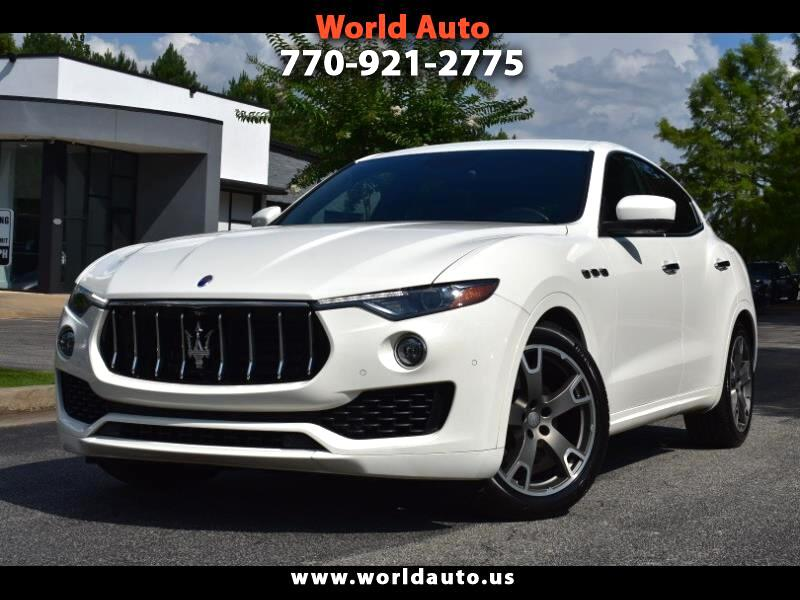 Maserati Levante  2019