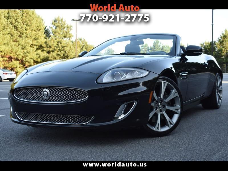 Jaguar XK-Series XK Portfolio Convertible 2014