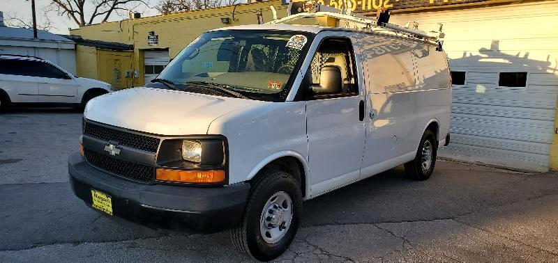 Chevrolet Express 2500 Cargo 2009