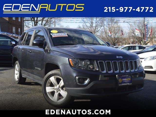 2015 Jeep Compass Latitude 4WD
