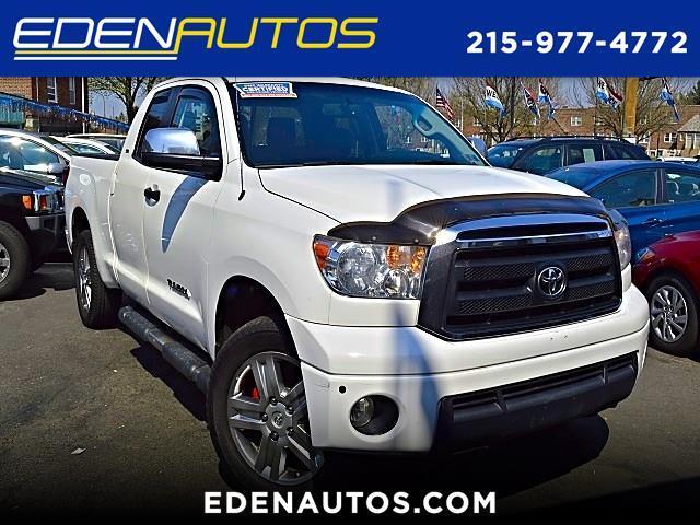 2010 Toyota Tundra Tundra-Grade Double Cab 4.6L 4WD