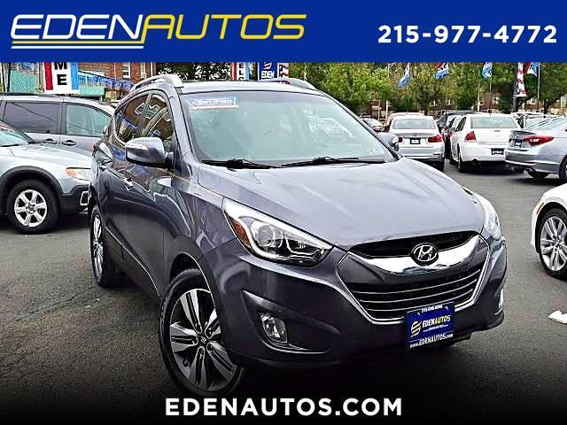 2015 Hyundai Tucson FWD 4dr Auto Limited