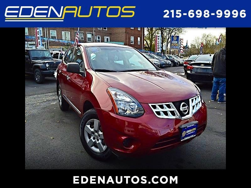 2015 Nissan Rogue Select SEL