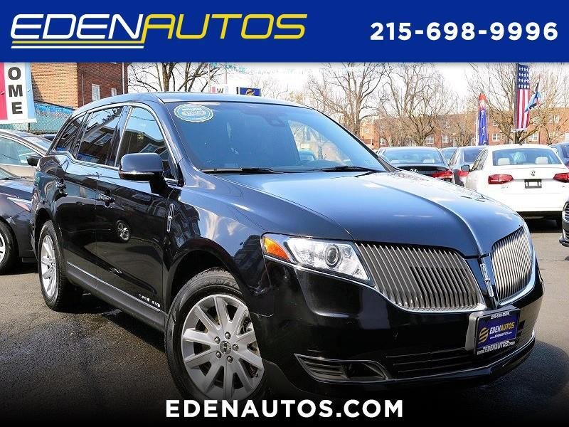 2016 Lincoln MKT awd