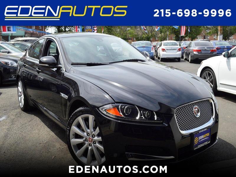 2014 Jaguar XF-Series XF 3.0L V6 SC AWD
