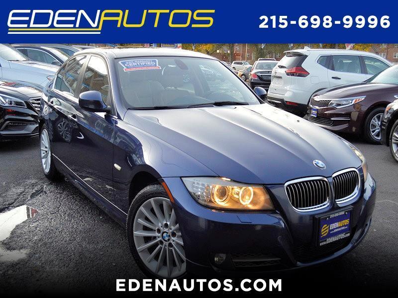 2011 BMW 3-Series 335d
