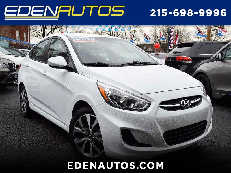 Hyundai Accent Value Edition Sedan Auto 2017