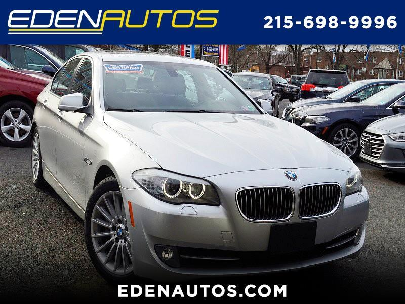 BMW 5-Series 4dr Sdn 535i RWD 2011