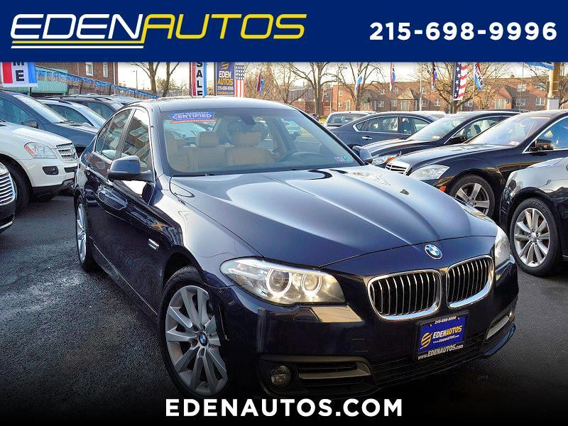 BMW 5-Series 4dr Sdn 535i xDrive AWD 2016
