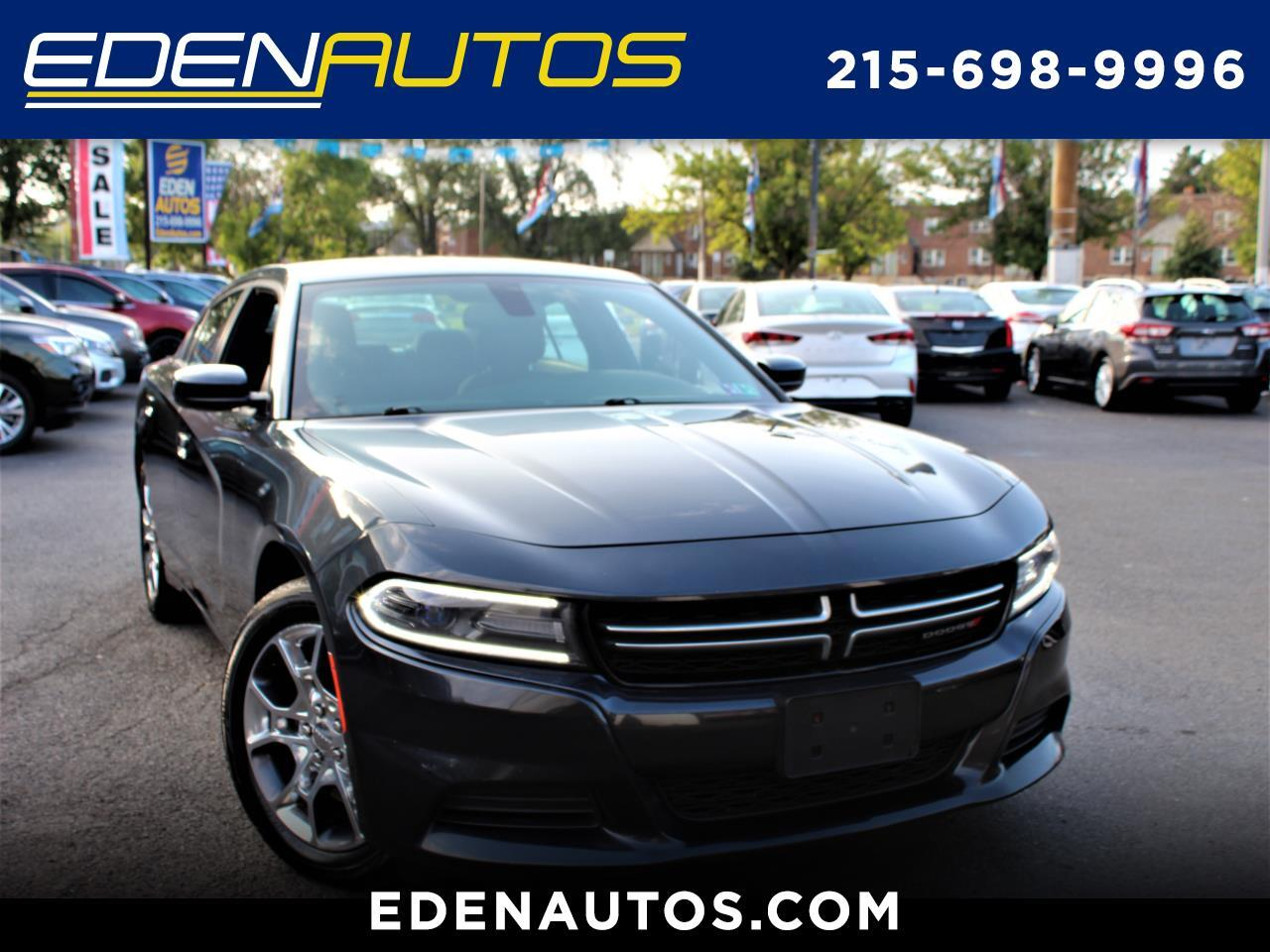 Dodge Charger 4dr Sdn SE AWD 2016