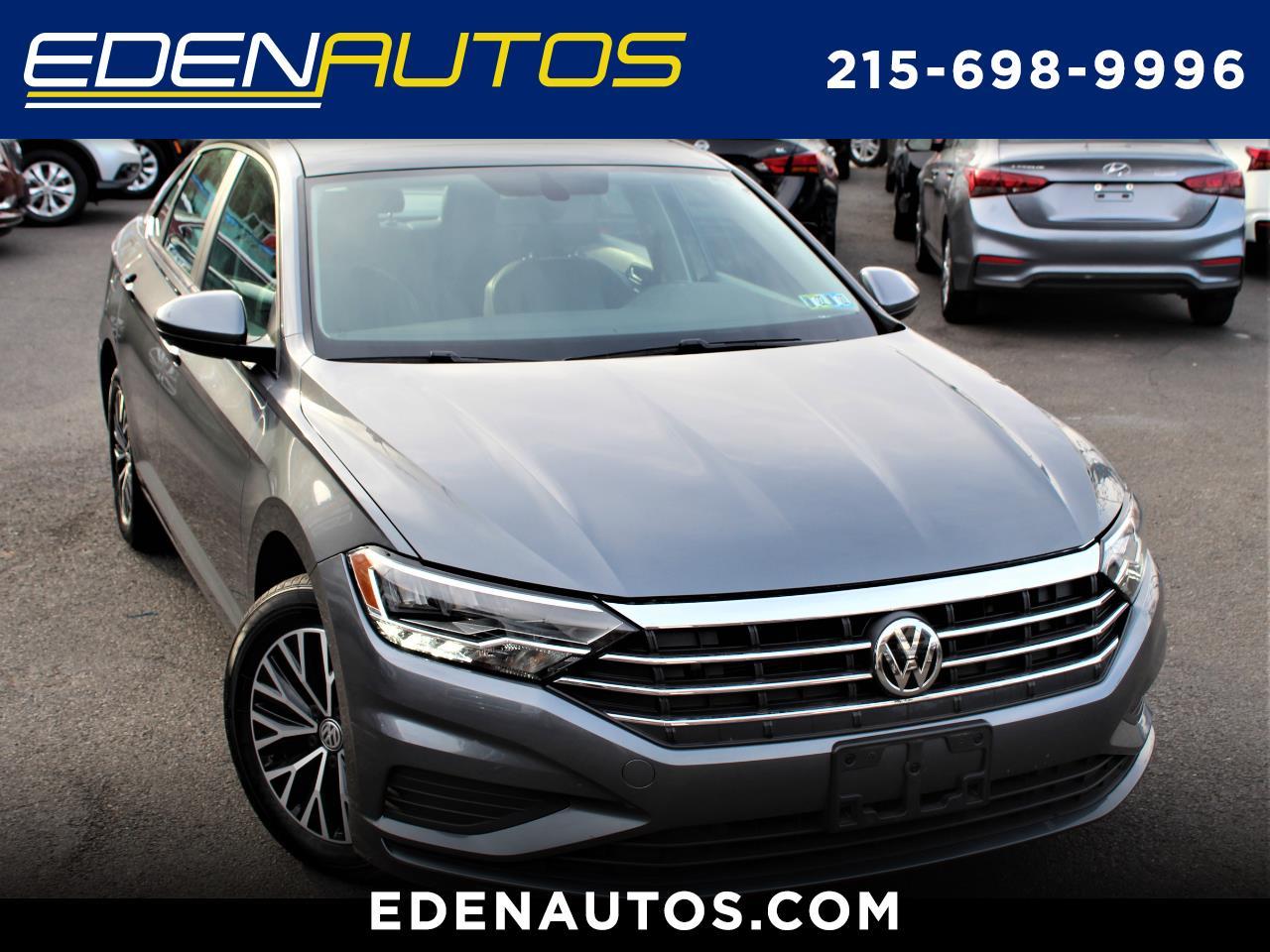 Volkswagen Jetta R-Line Auto w/SULEV 2019