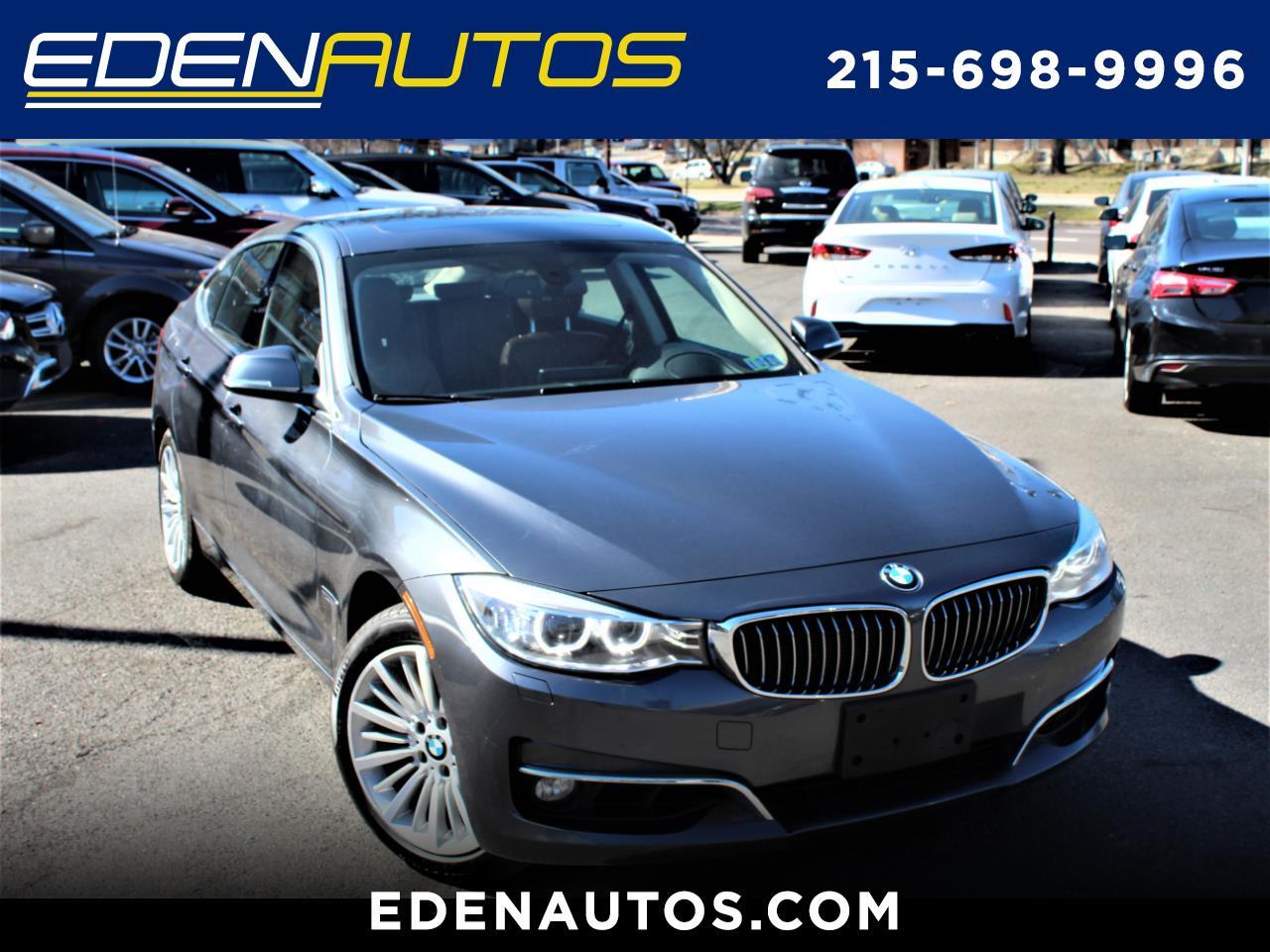 BMW 3 Series Gran Turismo 5dr 335i xDrive Gran Turismo AWD 2014