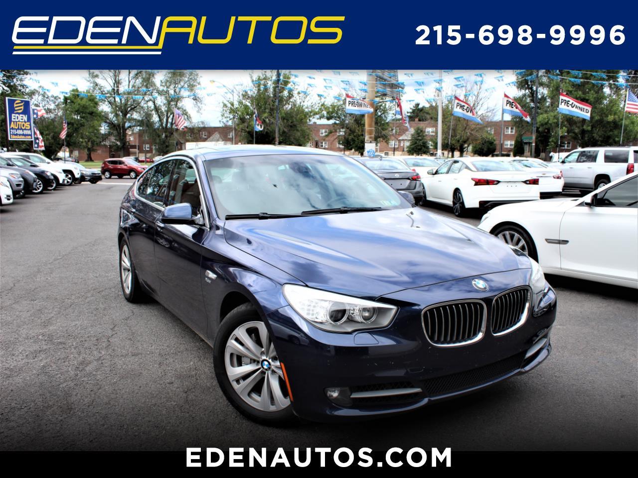 BMW 5 Series Gran Turismo 5dr 535i xDrive Gran Turismo AWD 2011