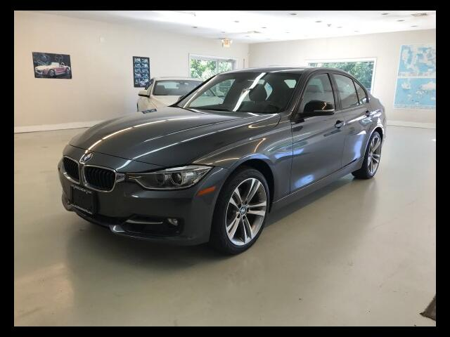 2015 BMW 3-Series 328i xDrive Sedan Sport