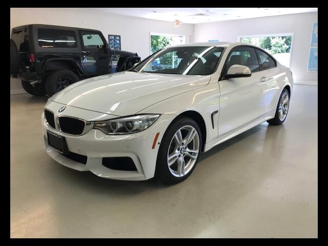 2015 BMW 4-Series 428 xDrive SULEV Coupe M-Sport
