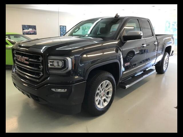 2016 GMC Sierra 1500 SLE Double Cab 4WD All Terrain Edition