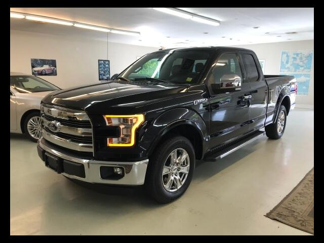 2016 Ford F-150 Lariat SuperCab 6.5-ft. 2WD