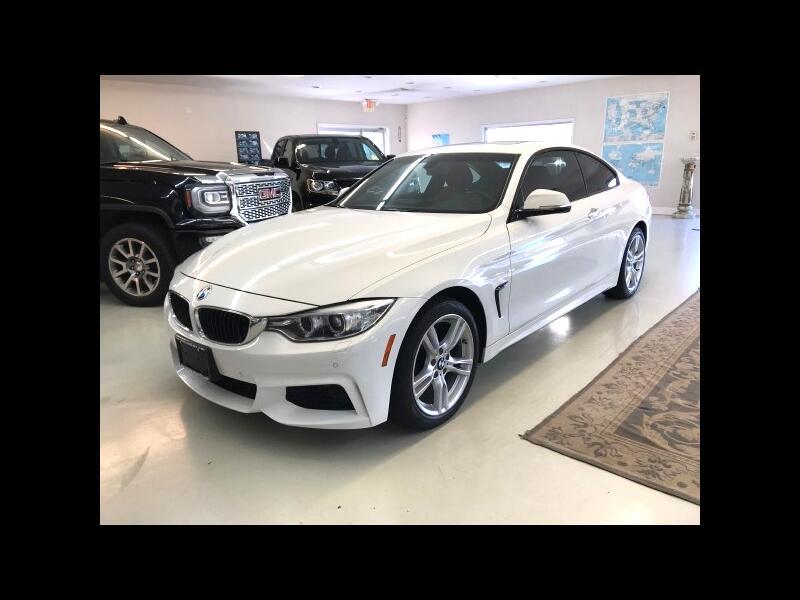 2015 BMW 4-Series 428 xDrive M-Sport Coupe