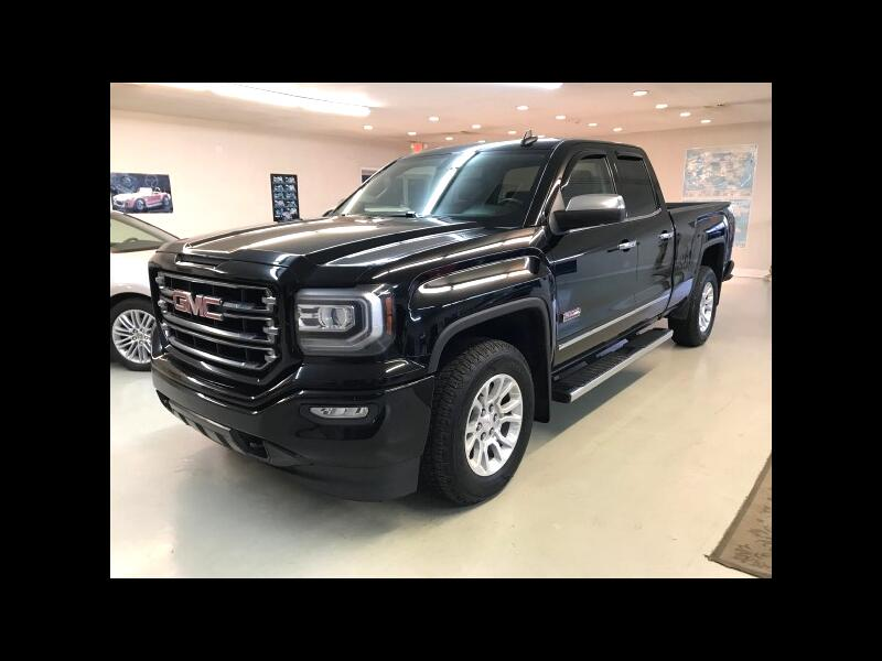 2016 GMC Sierra 1500 SLE All Terrain Double Cab 4WD