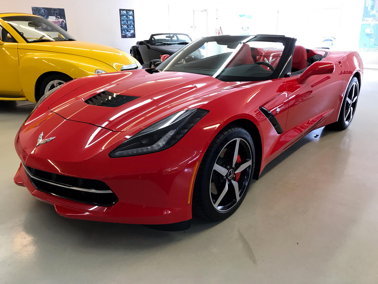 2015 Chevrolet Corvette 1LT Convertible