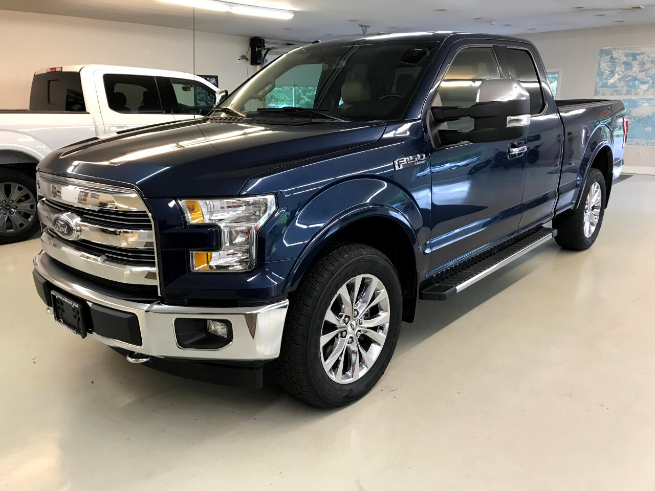 2017 Ford F-150 Lariat SuperCab 6.5-ft. 4WD