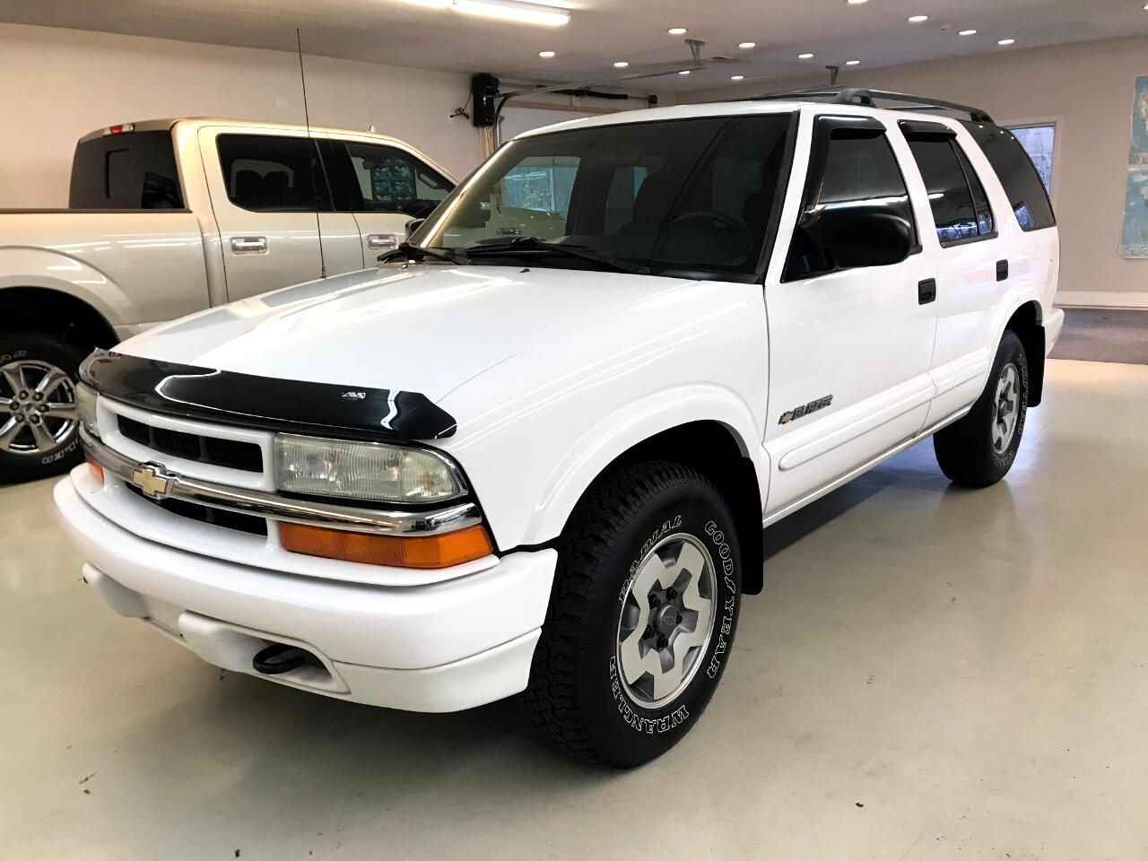 Chevrolet Blazer 4-Door 4WD LS 2004