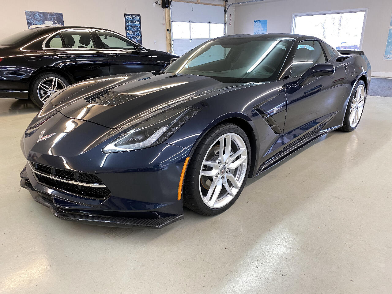 Chevrolet Corvette 1LT Coupe Manual 2016
