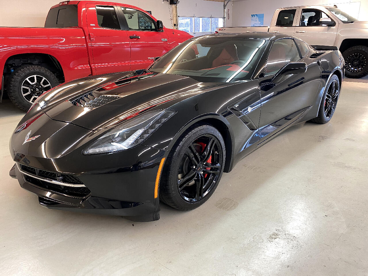 Chevrolet Corvette 3LT Coupe Automatic 2016