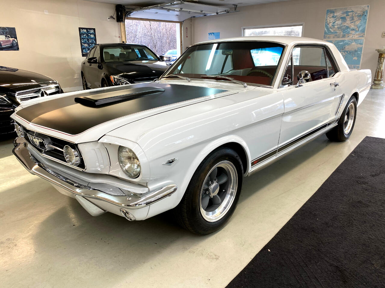 Ford Mustang 2dr Coupe 1965