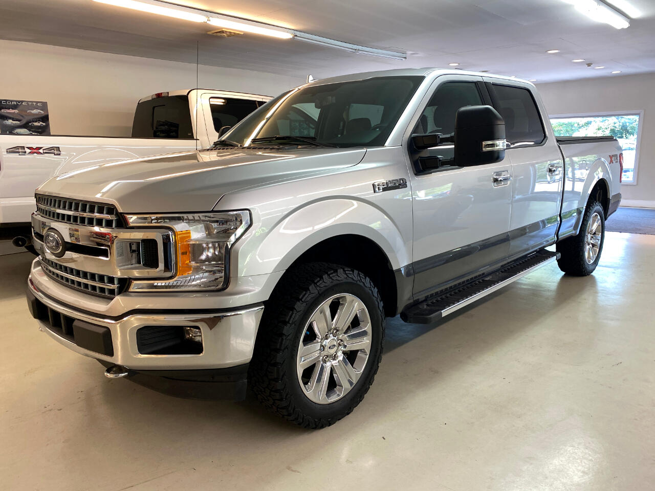 Ford F-150 XLT SuperCrew 6.5-ft. Bed 4WD 2018