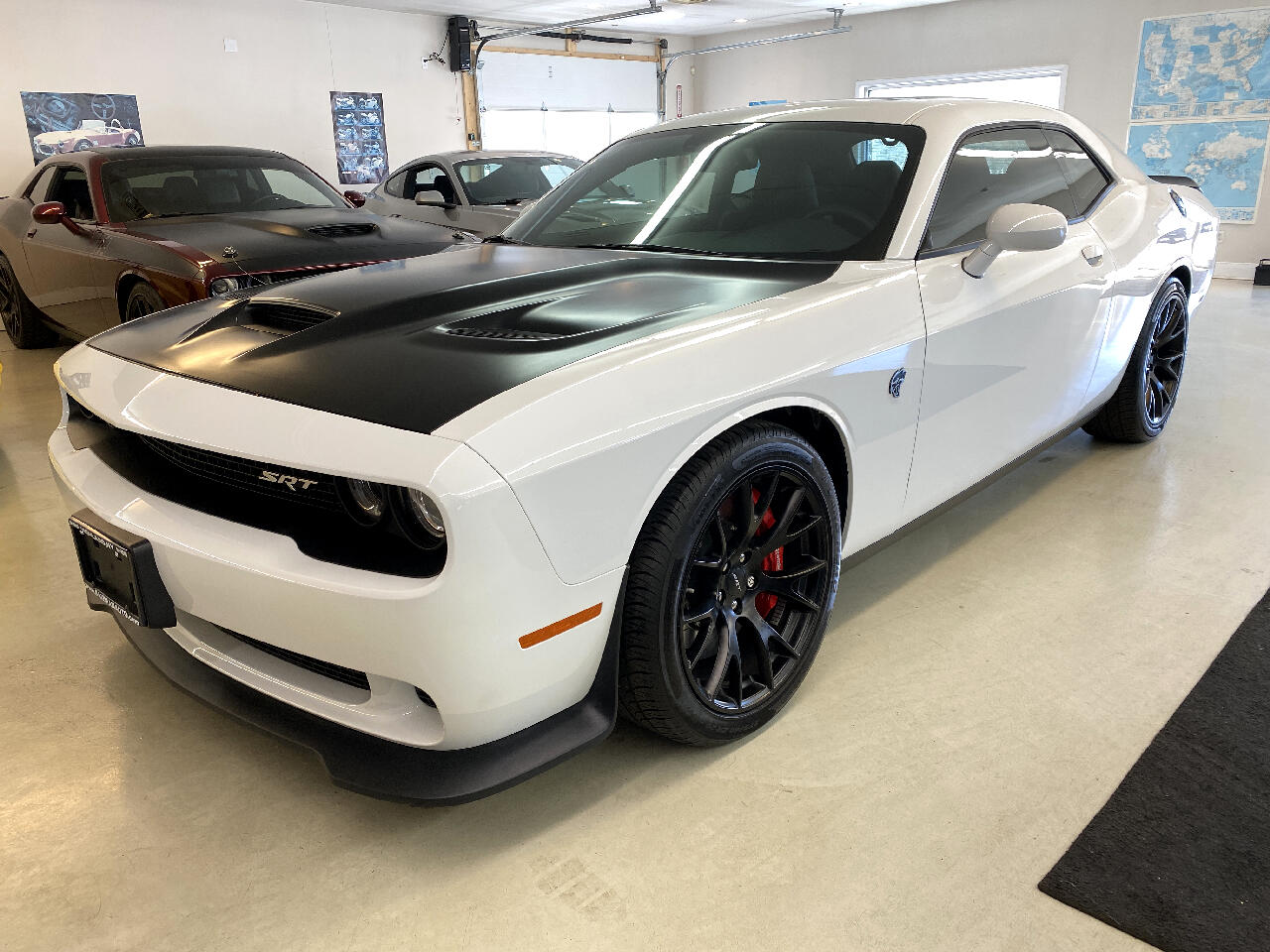 Dodge Challenger SRT Hellcat 2016