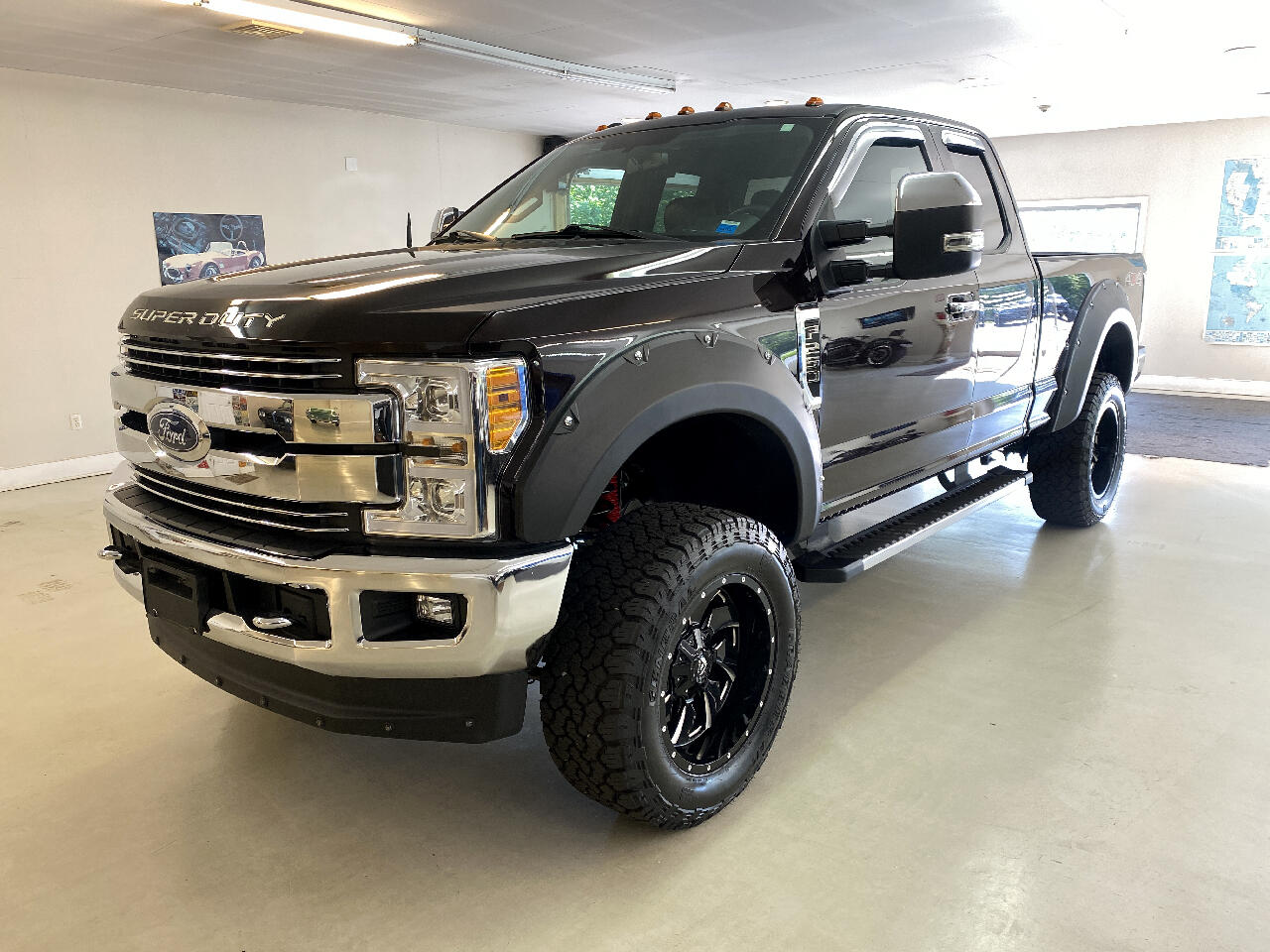 Ford F-250 SD Lariat SuperCab 4WD 2018