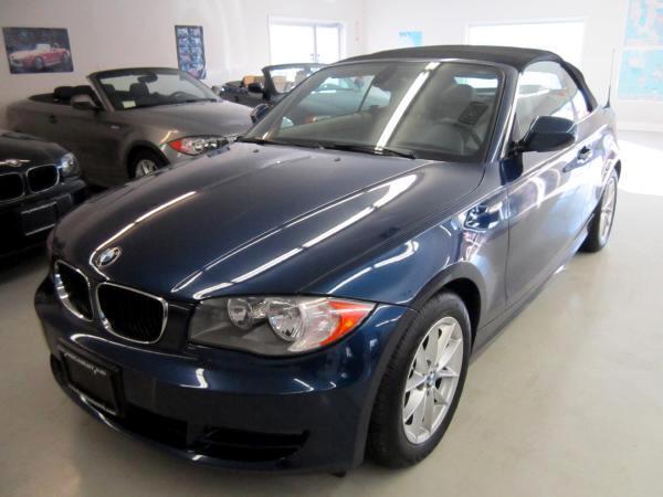 2011 BMW 1-Series 128i Convertible